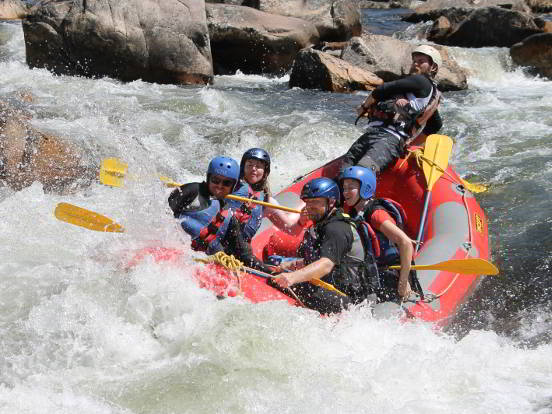 Mitta River Rafting Trips