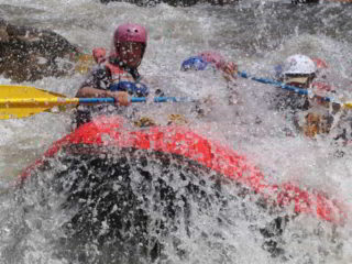 Murray River Rafting adventure