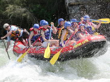 Snowy River White Water Rafting