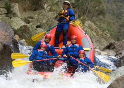 Victorias Best Rafting
