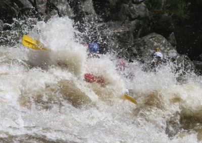 Where's Wally - White Water Rafting